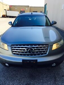 2004 Infiniti FX 35 SUV, Crossover, NO ACCIDENT, PREMIUM PACKAGE