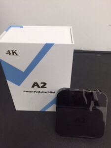 Brand New A2 TV BOX!!! High Definition!!!