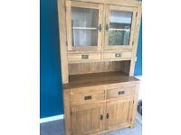 Solid Oak Dresser / Sideboard