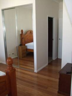 Master bed room with own bathroom (on separate floor) for rent