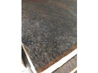 Cheap kitchen worktop - blue granite 10 foot