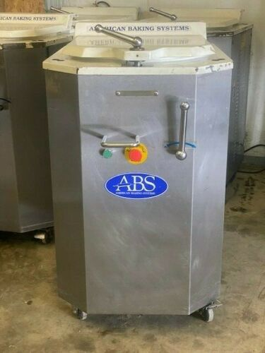 American Baking Systems (ABS) Hydraulic Dough Divider D20 (Video Demo)