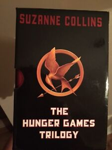 The Hunger Games Trilogy - New Hardcover Set