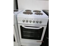 *+ROYALE/50 CMS WIDE SOLID PLATES TOP ELECTRIC COOKER/FULLY SERVICE/VERY CLEAN/+FREE LOCAL