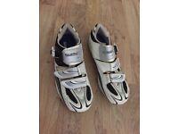 Shimano R087 SPD SL Cycling Shoes (EU Size 42, UK Size 8.5)