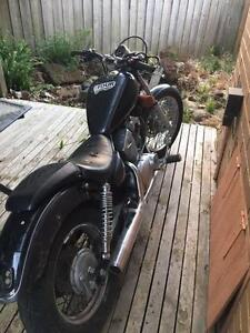 Virago only 8000 km like new Frankston North Frankston Area Preview