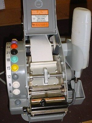 BETTER PACK 555S, L,LL,LLS TAPE MACHINE REPAIR SERVICE (Better Pack 555s)