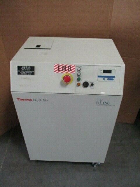 Thermo NESLAB HX150 Recirculating Chiller, Air-cooled, BOM# 388104041501, 102320