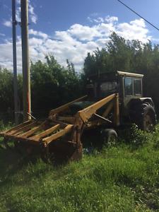 John Deere 4020  with EZ ON front loader!  $9500 or best offer