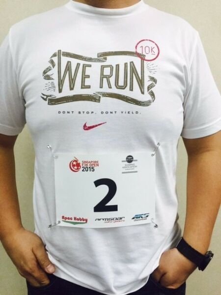 MARATHON BIB, MARATHON SIGN, MARATHON NUMBER, FUN RUN NUMBER
