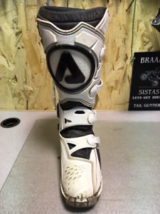 Great condition Acerbies Motocross / Dirt Bike Boot