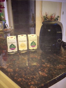 Tassimo  Coffee Maker & 24 Pods