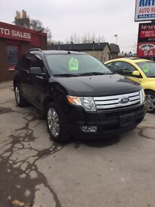 2010 FORD EDGE LIMITED CERT, ETEST - ONLY 72K! SALE!