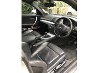 2008 BMW 1 series 2.0 123d M Sport 3dr