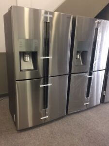 """SAMSUNG 36"""" FRENCH 4 DOOR COUNTER DEPTH FRIDGE **NEW OUT THE BOX"""