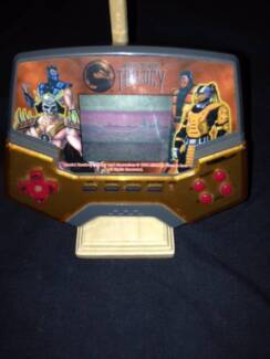 Mortal Kombat Classic Hand Held Game Hillbank Playford Area Preview