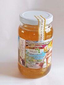 100 % raw pure bio organic natural HONEY