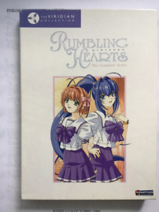 Rumbling Hearts - Viridian collection! (anime)