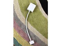 iPad iPhone 30 pin to vga adapter dongle
