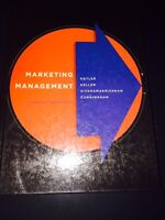 Used College/Univ.Textbooks FOR SALE - Marketing Management
