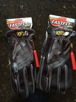 Mechanix Wear X-large Large Mens Synthetic Leather Work Gloves 8846 8847