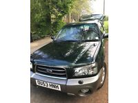 SUBARU FORESTER 2.0X AWP, FSH, RECENT SERVICE AND CAMBELT, GREAT DRIVE AND CONDITION