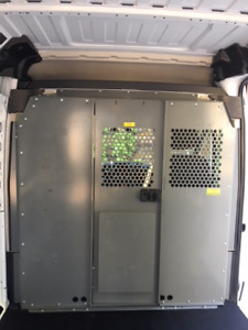 2017 Ram ProMaster Partition