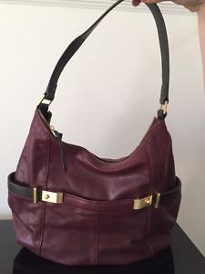 Calvin Klein plum purse