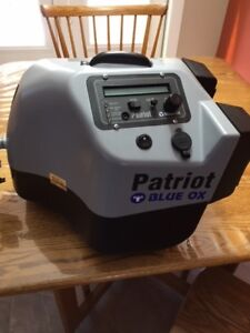 Blue Ox Patriot Brake System