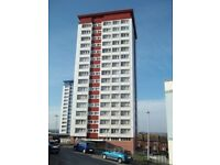 1 Bedroom Flat, 14th Floor - Tamar House, James Street, Mount Wise, Plymouth, PL1 4HJ