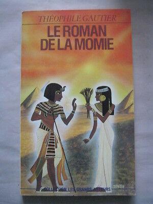 Le roman de la momie de Théophile Gautier