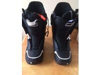 Burton Moto Snowboarding Boots - Men's Size 9.5