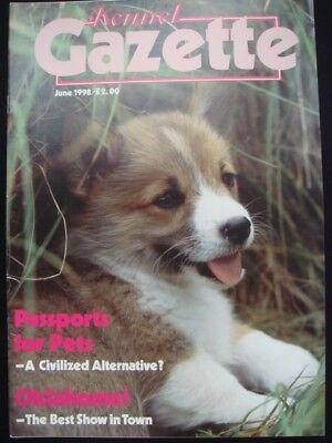 Kennel Club Kennel Gazette Pedigree Show Dog Magazine Curly Coated Retriever