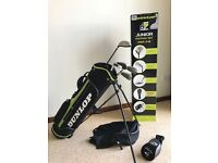 Dunlop Junior Golf Set - Excellent Condition