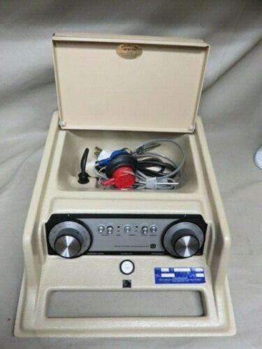 Working Maico diagnostics ma27 screening audiometer hearing tester