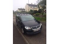 VW Touran 1.9TDI 2007