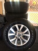 Landcruiser 200 Series 18inch Wheels and Tyres Birkdale Redland Area Preview