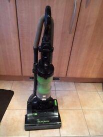 Panasonic ECO Max bagless upright cleaner