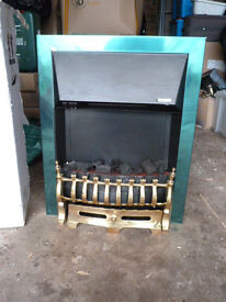 Electrical Fire, coal effect, excellent condition