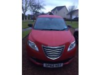 Chrysler Ypsilon 1.2, great condition, lovely colour. Full service history.