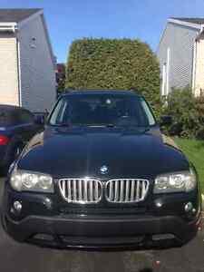 2009 BMW X3 VUS