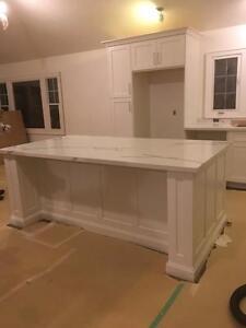 $23.99/ sq ft ( $100 cash back kitchen countertop, vanity top, bar top... )