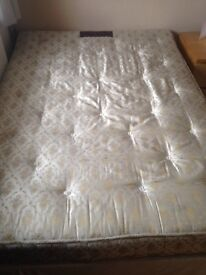 Mattress Double (Hypnos Orthos Deluxe) VGC