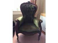 Armchair (Queen Anne Style)