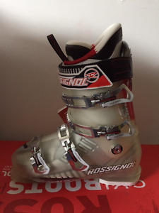 Rossignol Pursuit Sensor3 110 Ski Boot Men Sz 27.5 Brand New