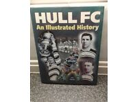 HULL FC various items. Some collectible.