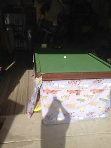 Pool Table 8ft x 3ft Sunnybank Hills Brisbane South West Preview