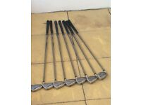 8x Golf Clubs (Cobra!) for Sale