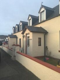 4 Bedroom House available for Long Term Let in the village of Gairloch, with breathtaking views