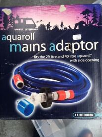 Aquaroll mains adaptor